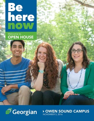 Owen Sound Campus Open House