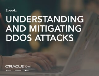 eBook - Understanding and Mitigating DDoS Attacks