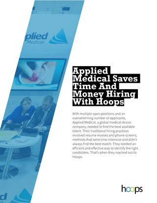 Case Study - Applied Medical