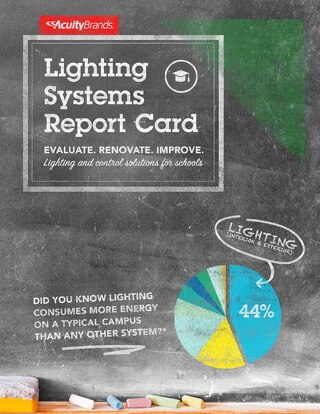 Lighting Report Card