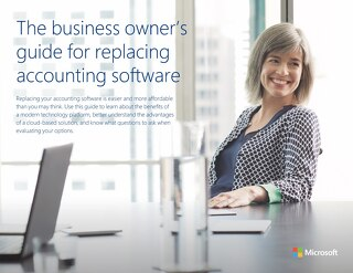 Business Owners Guide to Accounting Software