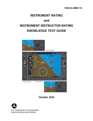 Instrument_FAA Knowledge Oct 2016