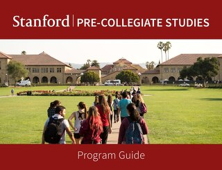 Stanford Pre-Collegiate Studies Program Guide 2017