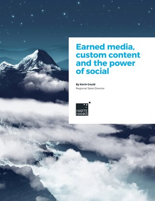 Earned media, custom content and the power of social