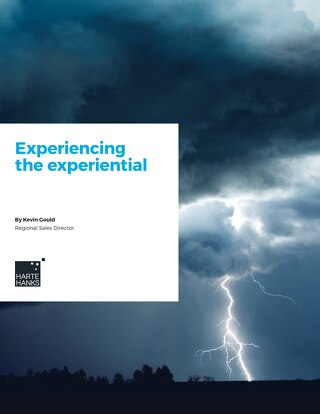 Experiencing the experiential