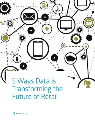 5 Ways Data is Transforming the Future of Retail