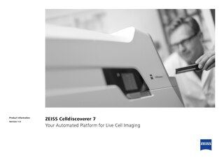 ZEISS Celldiscoverer 7 - Product Info