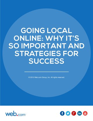 Going Local Online: Why It's Important and Strategies for Success
