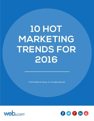 10 Hot Marketing Trends from 2016
