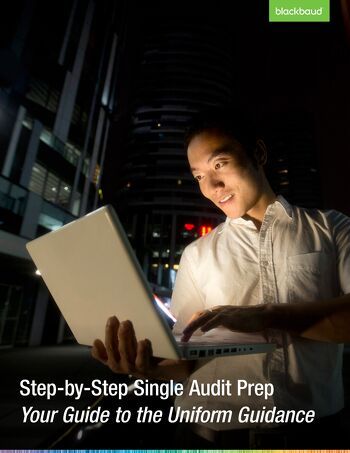 Step-by-Step Single Audit Prep: Your Guide to the Uniform Guidance