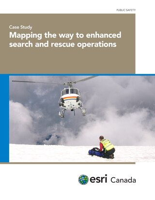 Mapping the Way to Enhanced Search and Rescue Operations