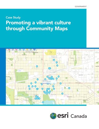 Promoting a Vibrant Culture through Community Maps