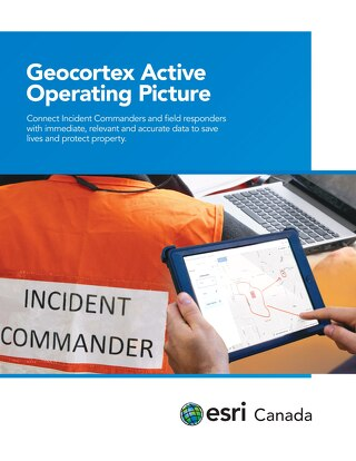 Geocortex Active Operating Picture