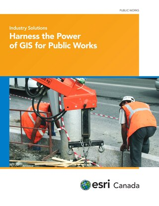 Harness the Power of GIS for Public Works