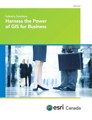 Harness the Power of GIS for Business