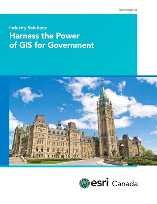 Harness the Power of GIS for Government