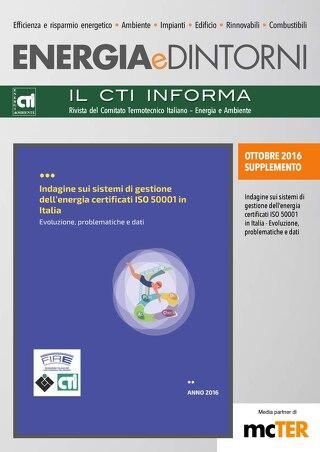 Supplemento Energia e Dintorni - Ottobre 2016