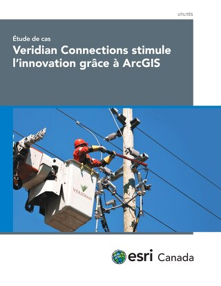 Veridian Connections stimule l'innovation grâce à ArcGIS
