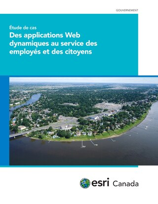Des applications web dynamiques au service des employés et des citoyens