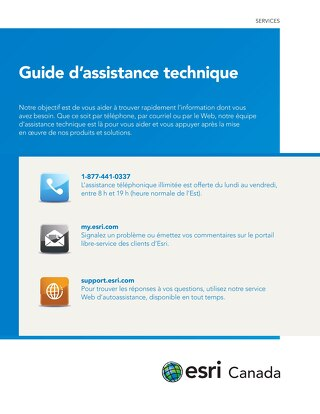 Guide d'assistance technique