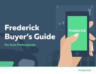 Frederick Buyer's Guide for Auto Professionals