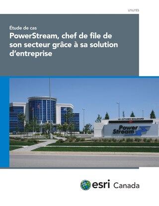 PowerStream, chef de file de son secteur grâce à sa solution d'entreprise