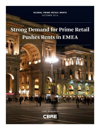 Global Prime Retail Rents