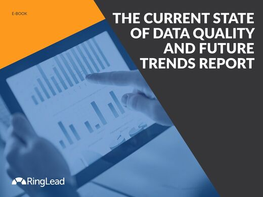 The Current State of Data Quality