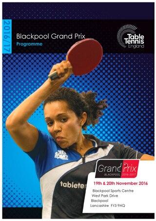 2016/17 Blackpool Grand Prix online programme