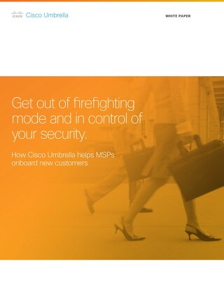 Get out of firefighting mode and into control of your security.