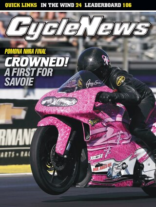 Cycle News 2016 Issue 45 November 15