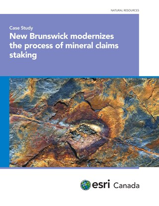 New Brunswick Modernizes the Process of Mineral Claims Staking