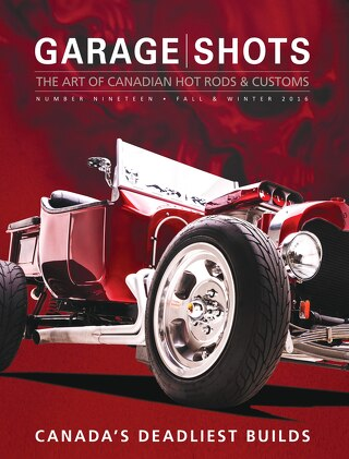 Darren Greenwood, GarageShots Magazine - Issue 19 Final
