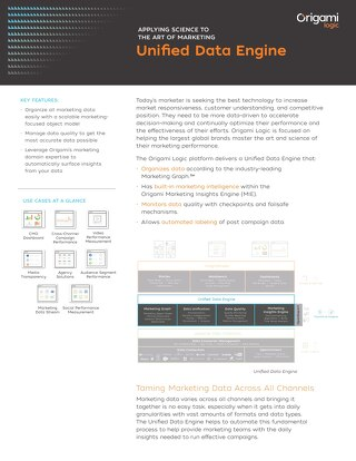 Unified Data Engine