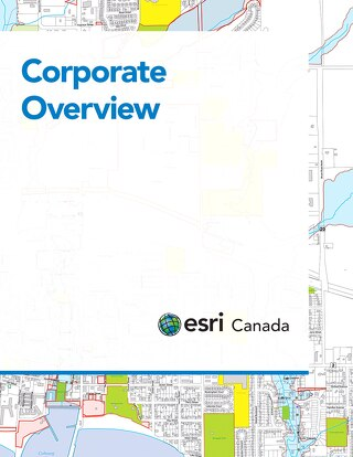 Esri Canada Corporate Overview