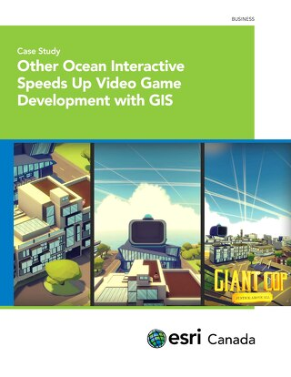 Other Ocean Interactive Speeds Up Video Game Development with GIS