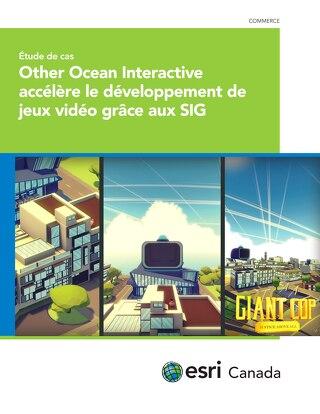 Other Ocean Interactive accélère le développement de jeux vidéo grâce aux SIG
