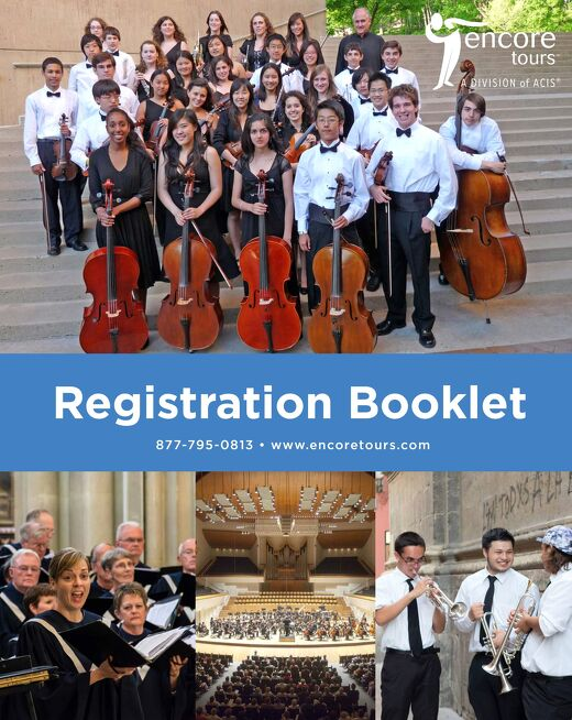 2018 Passenger Registration Booklet