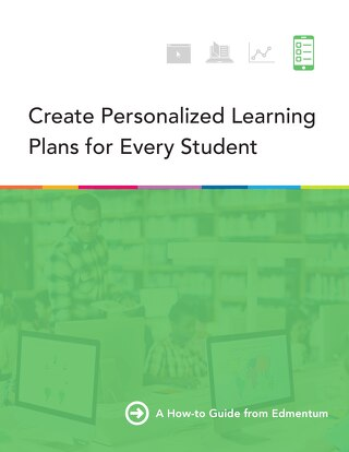Create Personalized Learning Plans for Every Student