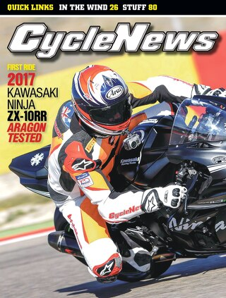 Cycle News 2016 Issue 47 November 29