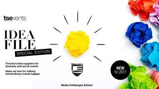 TSE Idea File Media Kit