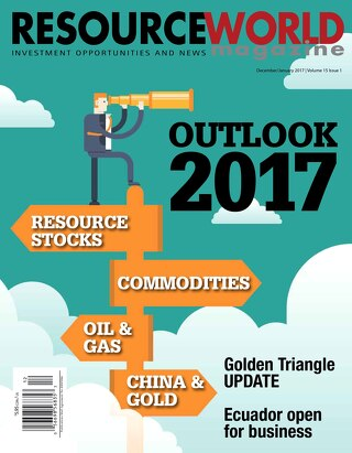 Resource World - Dec-Jan 2017 - Vol 15 Iss 1