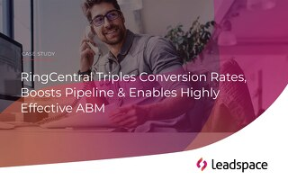 RingCentral Triples Conversion Rates, Boosts Pipeline & Enables ABM