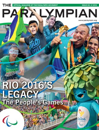 The Paralympian Issue No. 3 | 2016