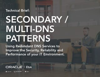 Technical Brief: Improve Performance and Reliability with Supplemental DNS