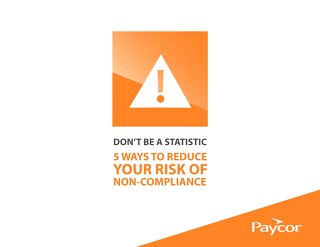 5 Ways to Reduce Your Risk of Non Compliance