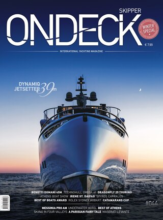 Skipper ONDECK 044 - Winter Issue