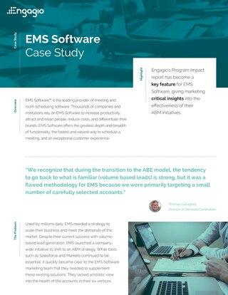 Case Study: EMS