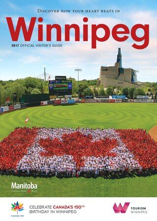 2017 Winnipeg Visitors Guide