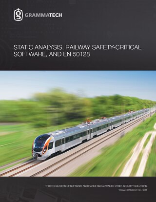 Static Analysis, Railway Safety-Critical Software, and EN 50128-8